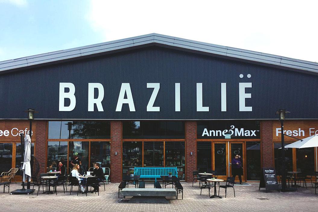 Winkelcentrum Brazilië